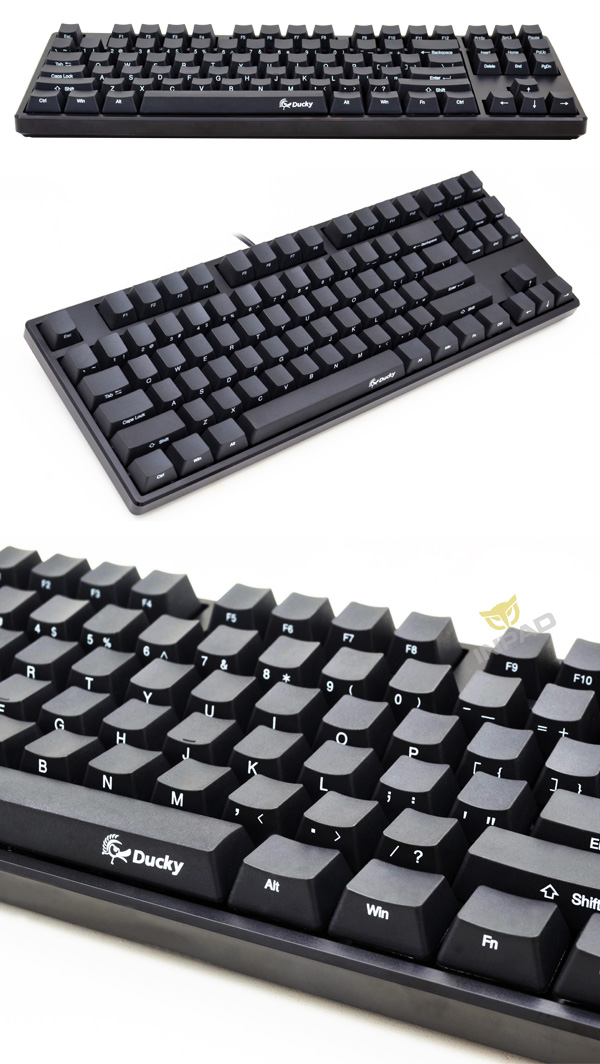 ducky one pbt 側 刻 版